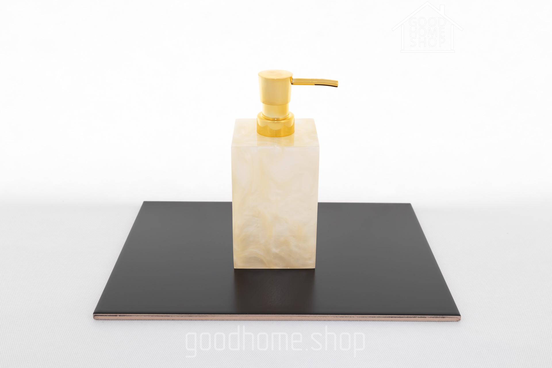 Дозатор для мыла white PEARL