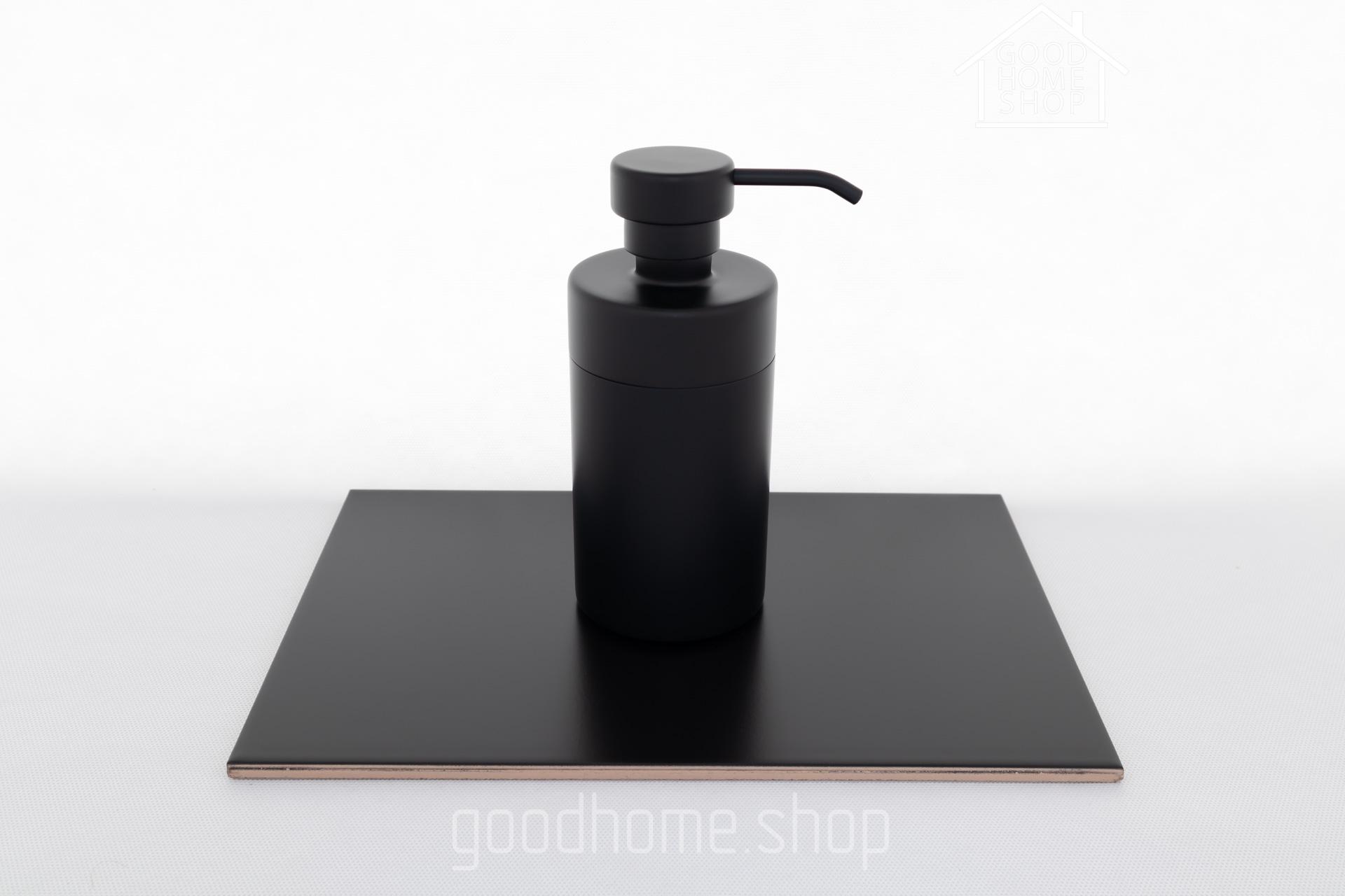 Дозатор для жидкого мыла NERO Matt black