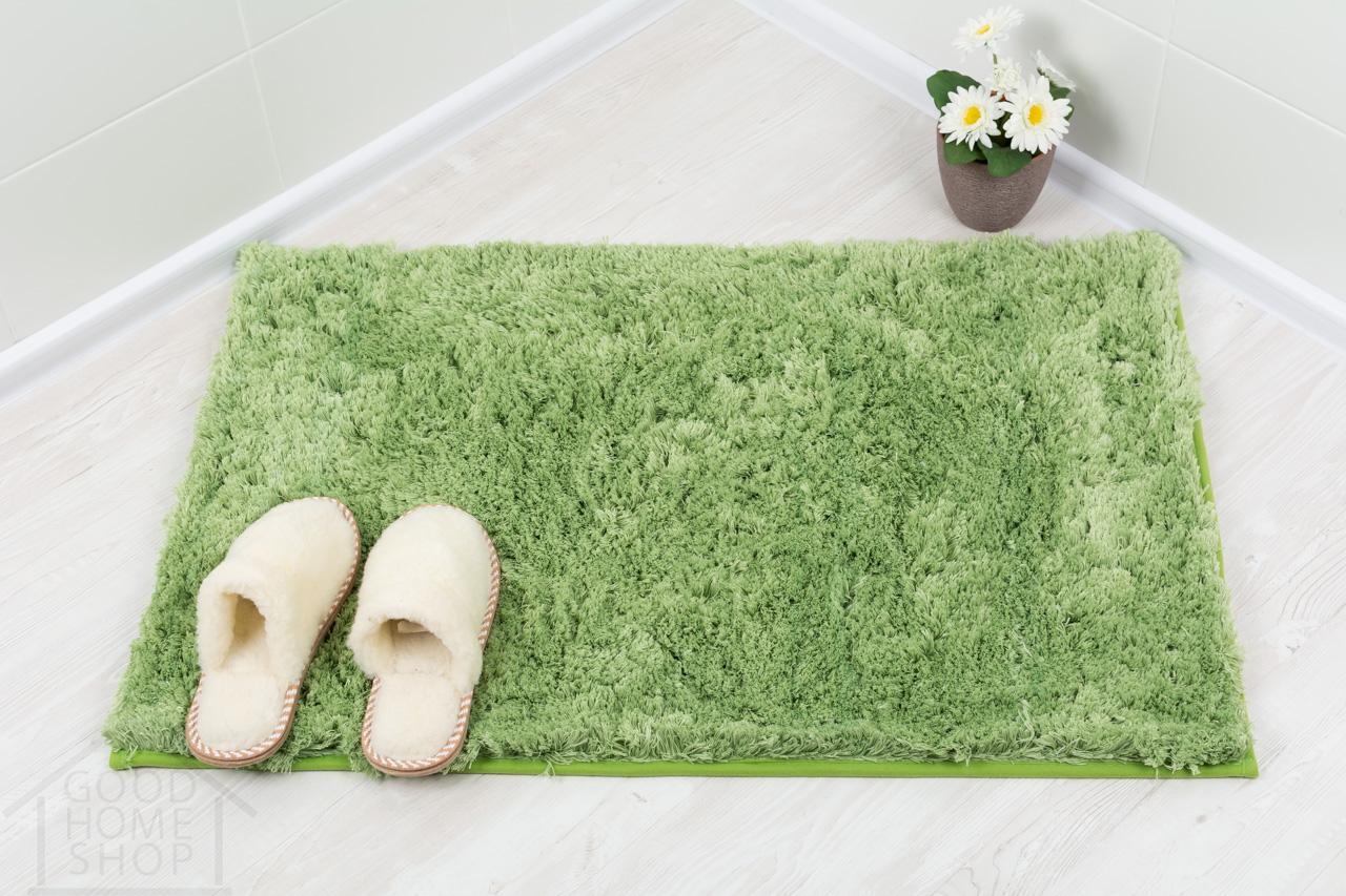 Коврик для ванной Тиволли зеленый