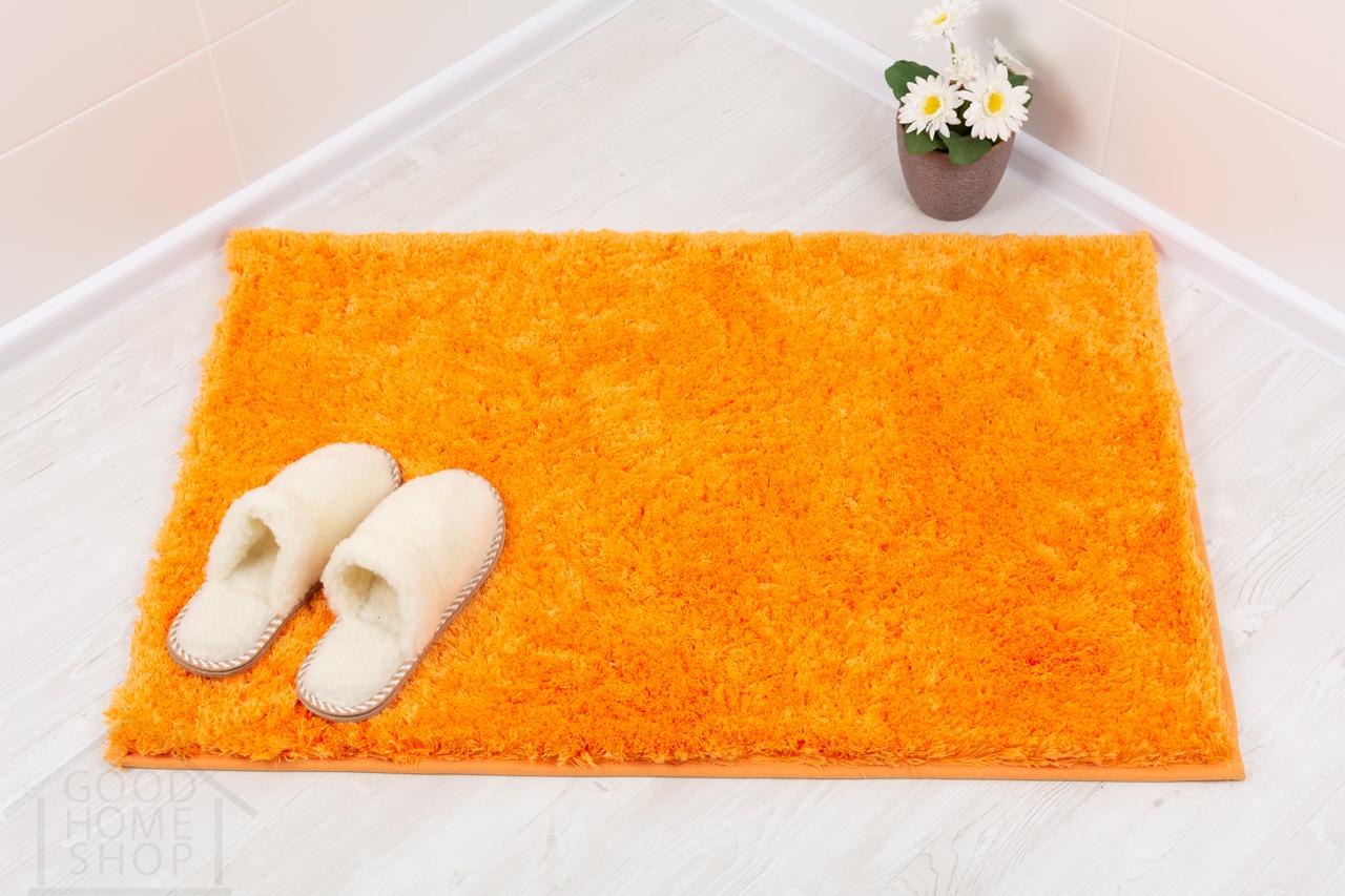 Коврик для ванной Тиволли оранжевый