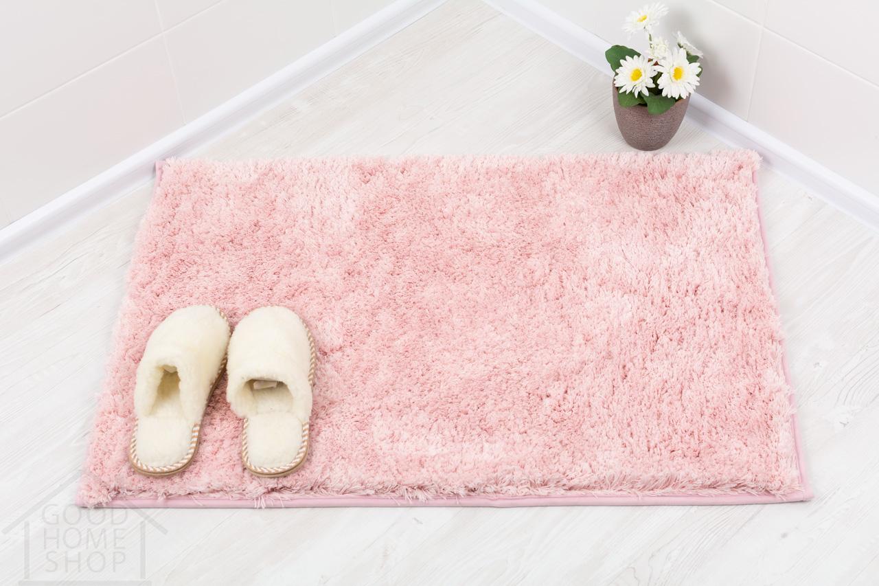 Коврик для ванной Тиволли розовый