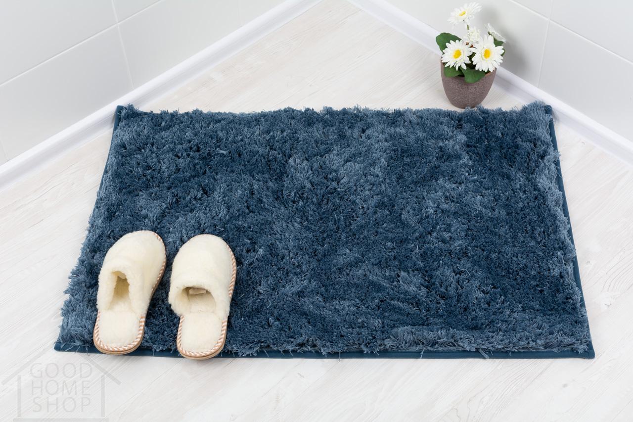 Коврик для ванной Тиволли синий