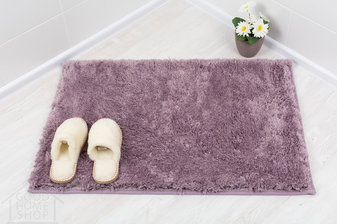 Коврик для ванной Тиволли светло - фиолетовый