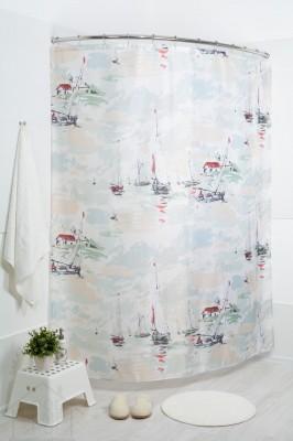 Штора для ванной Боатс винтаж 180x200