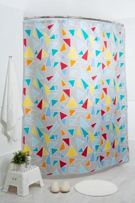 Штора для ванной Трианглс мульти 180x200