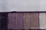 Коврик для ванной Градиент фиолетовый