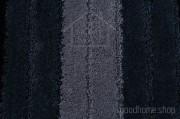 Коврик для ванной Градиент серо - черный