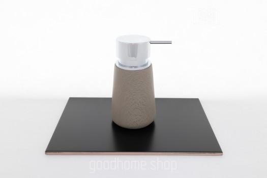 Дозатор для жидкого мыла Grey concr